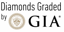 Diamonds graded by GIA
